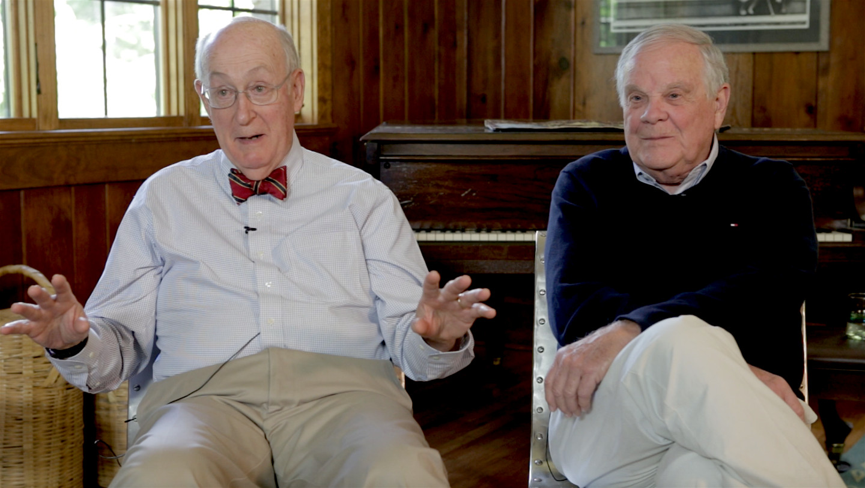 John Kuykendall and Wallace Alston