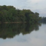 Alabama River in Montgomery